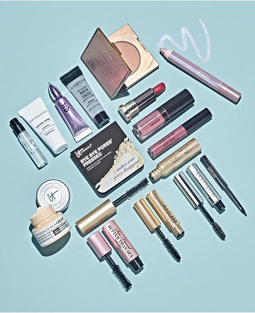 Macy's Beauty Collection Choose Your FREE Trial-Size Gift with any $45 purchase from Select Beauty brands!