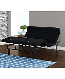 Felipe Upholstered Adjustable Bed- Twin XL