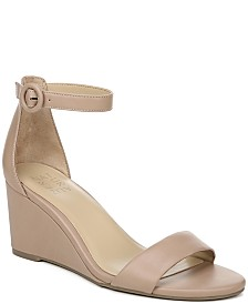 Naturalizer London Ankle Strap Sandals