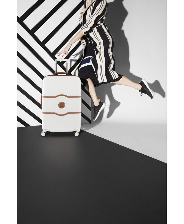 "Delsey - Chatelet Plus 24"" Hardside Spinner Suitcase"