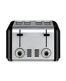 Cuisinart CPT-340 4-Slice Compact Stainless Toaster
