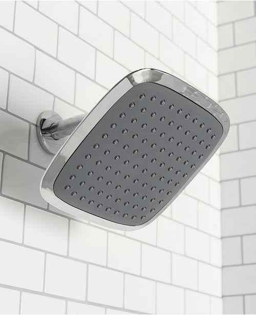 Home Basics Sunbeam Jumbo Square Shower Head