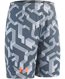 Under Armour Little Boys Printed Shorts