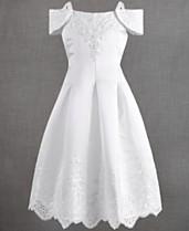 578f85b198e6 US Angels Big Girls Cap Sleeve Double Strap Satin Dress