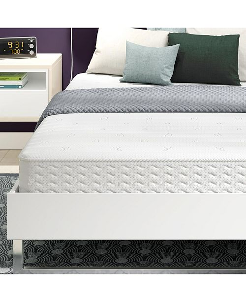 Signature Sleep  Contour 8'' Reversible Independently Encased Coil Mattress Foam
