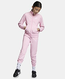 Nike Big Girls 2-Pc. Sportswear Zip-Up Track Jacket & Pants Set