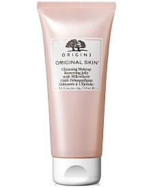 Origins Original Skin Cleansing Makeup Removing Jelly With Willowherb, 3.4-oz.