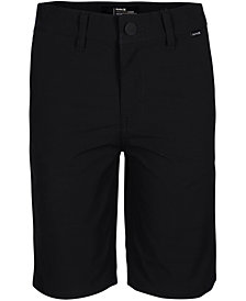 Hurley Big Boys Dri-FIT Chino Walk Shorts