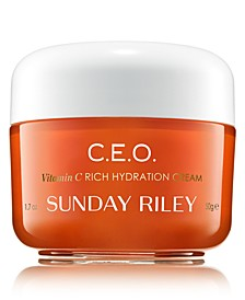 C.E.O. Vitamin C Rich Hydration Cream, 1.7 oz.