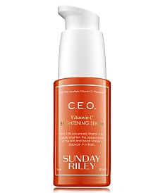 Sunday Riley C.E.O. Vitamin C Brightening Serum, 1 fl. oz.