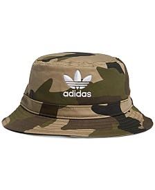 adidas Camouflage Logo Bucket Hat