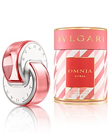 Omnia Coral Candy Shop Edition Eau de Toilette, 2.2-oz.