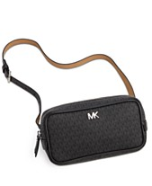 2c52e7e2265d MICHAEL Michael Kors Logo-Print Belt Bag
