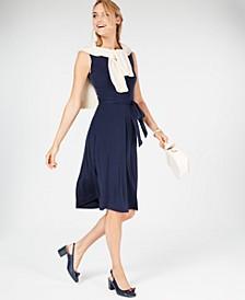 Tie-Waist Midi Dress, Created for Macy's
