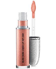 MAC Liquid Lip Top Coat / Get Blazed, Created for Macy's