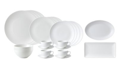 Gio 26-PC Dinnerware Set, Service for 4