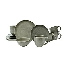 Kain 16 Piece Dinnerware Set