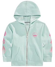 Volcom Little Girls Fleece Hoodie
