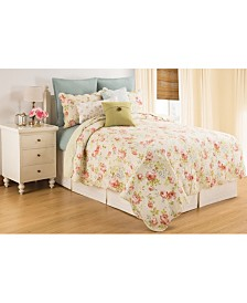 Whitney King Quilt Set