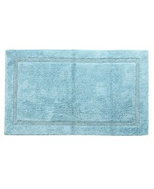 "Regency 50"" x 30"" Non-Skid Cotton Bath Rug"