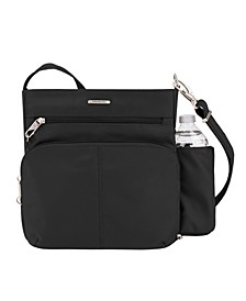 Anti-Theft Classic North/South Crossbody