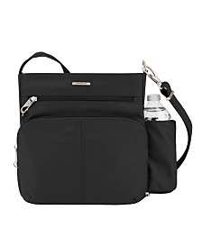 Travelon Anti-Theft Classic North/South Crossbody