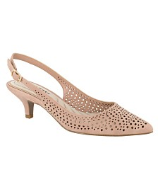 Easy Street Enchant Slingback Pumps