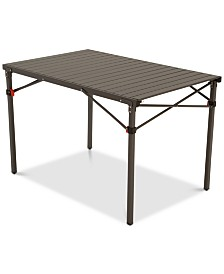 Eureka Folding Camp Table from Eastern Mountain Sports