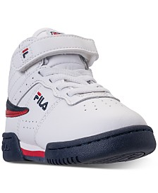 Fila Toddler Boys' F-13 Athletic Sneakers from Finish Line