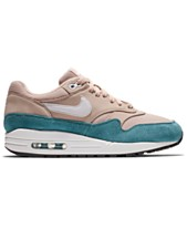 low priced aa333 be52b Nike Women s Air Max 1 Casual Sneakers from Finish Line