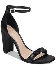 Jewel by Badgley Mischka Keshia III Evening Sandals