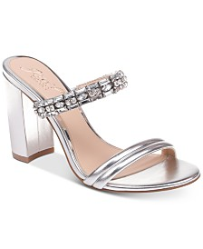 Jewel by Badgley Mischka Katherine Evening Sandals