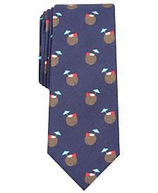 Bar III Men's Coconut Skinny Tie, Created for Macy's