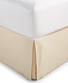 Hotel Collection Metallic Stone Full/Queen Bedskirt, Created for Macy's