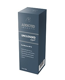 Addicted Beauty UnClogged Pores - Facial Moistiurizer