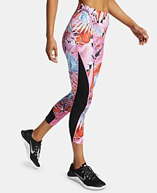 Nike One Printed Cropped Leggings