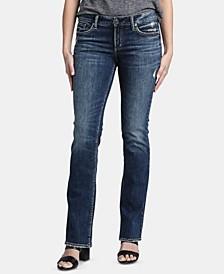 Suki Slim Bootcut Jeans