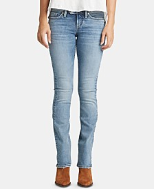 Silver Jeans Co. Tuesday Low-Rise Bootcut Jeans