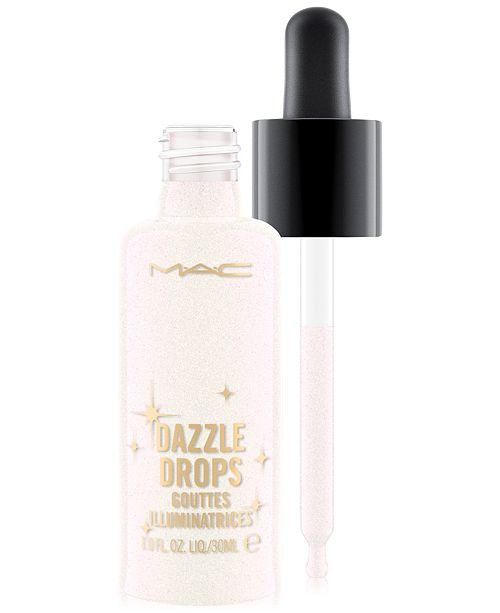 MAC Get Blazed Dazzle Drops, Created for Macy's