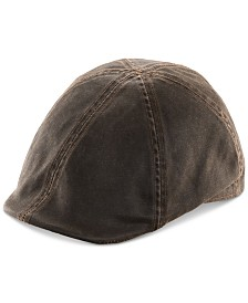 Dorfman Pacific Weathered Ivy Cap