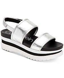 Calvin Klein Women's Nola Sandals