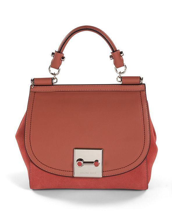 Celine Dion Collection Baroque Handle Bag
