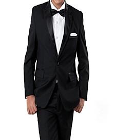 Peak Lapel 1 Button Tuxedo for Boys