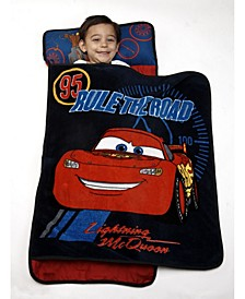 Cars Lightning McQueen Rule the Road Toddler Nap Mat