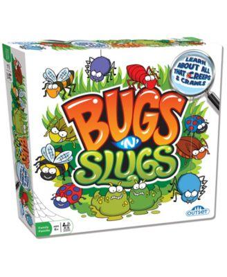 Outset Media Bugs 'N' Slugs Board Game
