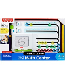 Fisher-Price Think Learn Count Add Math Center