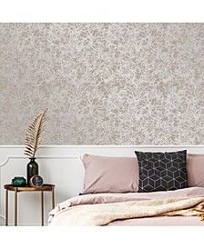 CosmoLiving Forest Self-Adhesive Wallpaper