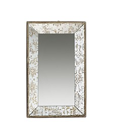 Dorthea Rectangular Hanging Mirror, Medium