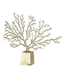 Golden Tree Accent