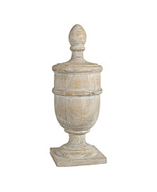 Chester Finial Decorative Accent, Large
